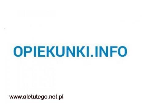 Opiekunki Info - portal dla opiekunek