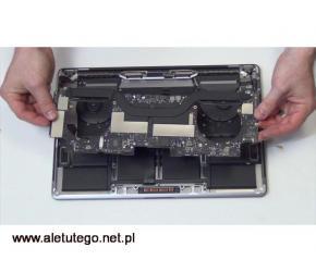 Wymiana Baterii MacBook