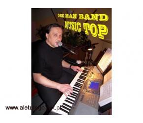 CZŁOWIEK ORIESTRA - MUSIC TOP