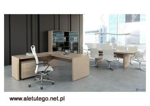 Regały biurowe metalowe