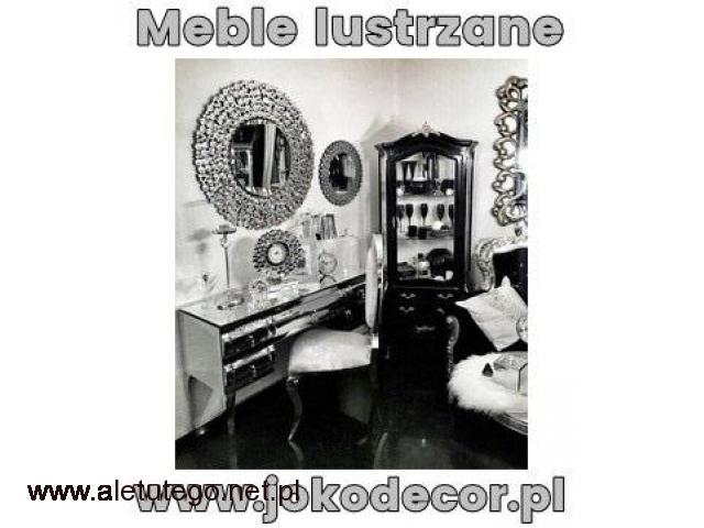 Meble lustrzane ,szafka ,komoda,lustro i inne na jokodecor.pl - 1/1