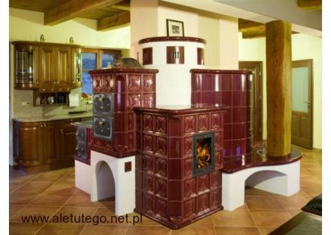 Kuchnie kaflowa-tradycja i prestiż.