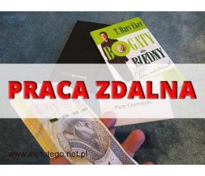 Praca Dodatkowa/ Online/ Z Domu