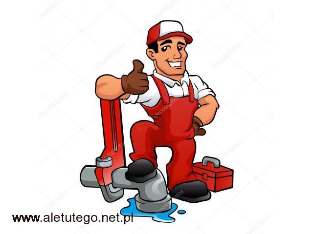 Usługi hydrauliczne,systemy grzewcze i sanitarne. - 1/1