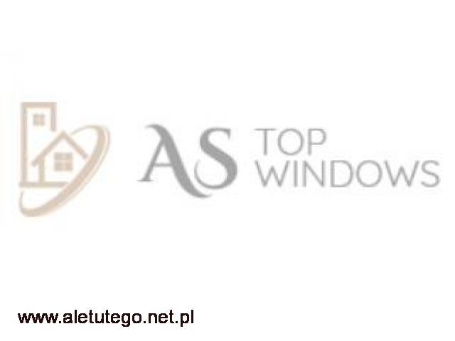 AS Top Window - okna wysokiej jakości - 1/2