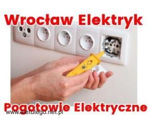 Wrocław Elektryk, usługi elektryczne, instalacje pogotowie