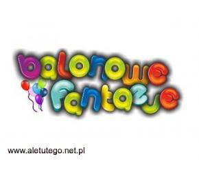 Balony z helem BALONOWE FANTAZJE