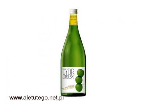 Cydr Lubelski - napój prosto z jabłka