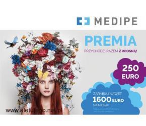 Zlecenie za 1350 Euro/miesiąc + PREMIA do mobilnego Seniora w Detmold
