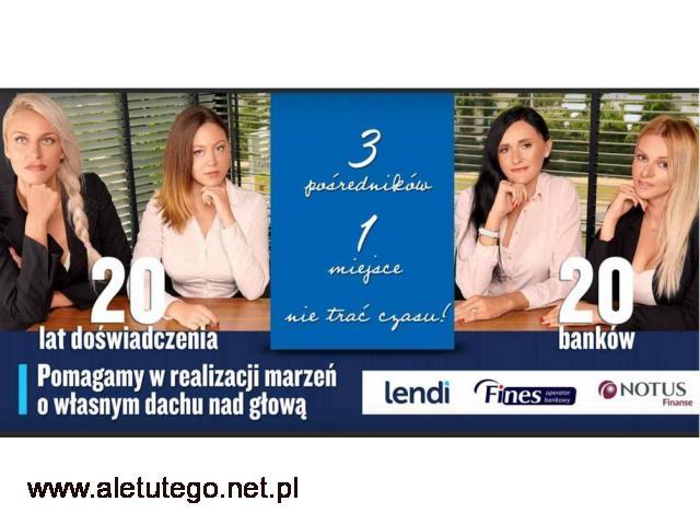 Kredyty hipoteczne do 35mln zł. Finansowanie inwestycji - 1/1