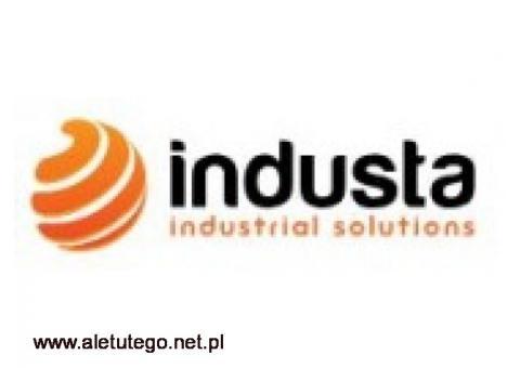 Aparatura przemysłowa Industa