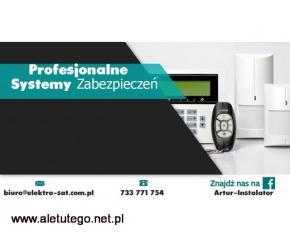 Serwis i montaż systemów alarmowych i systemów kamer Białogard - 1/1