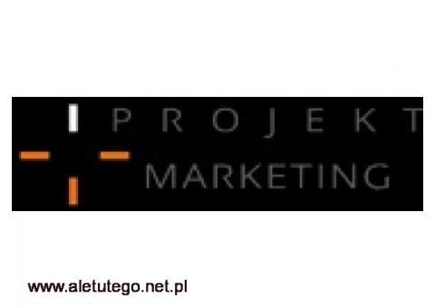 Kompleksowe pozycjonowanie stron - Projekt Marketing