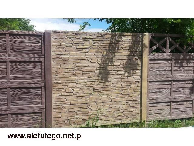 Ogrodzenia betonowe i podmurówka systemowa Kar-Group Ełk - 1/1
