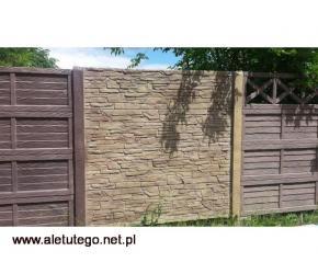Ogrodzenia betonowe i podmurówka systemowa Kar-Group Ełk