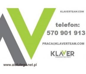 Klaver-praca od zaraz w Holandii na produkcji