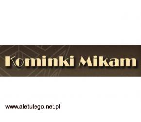 Kominki mieszkaniowe Mikam