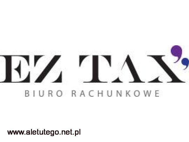 EZ TAX - biuro rachunkowe Warszawa - 1/1