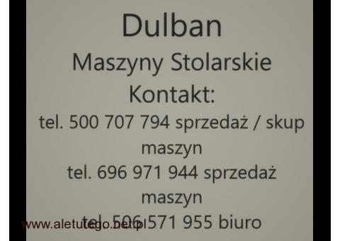 Frezarka Dolnowrzecionowa OKOMA posuw 8 rolkowy