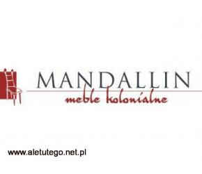 Mandallin - stylowe stoliki kawowe