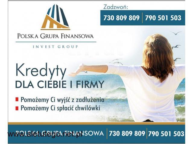 Kredyt dla Ciebie i Firmy, do 200 tys RRSO od 9,89 procent - 1/1