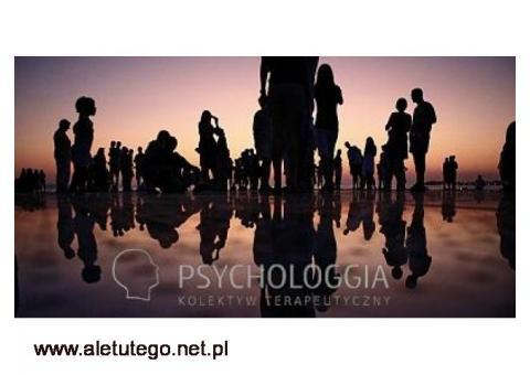 Wsparcie psychologiczne w centrum Warszawy