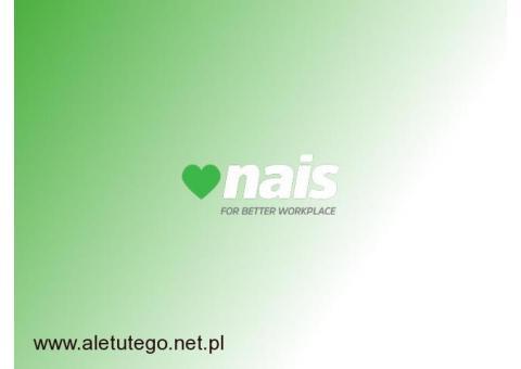 Nais - benefity i nagradzanie pracowników