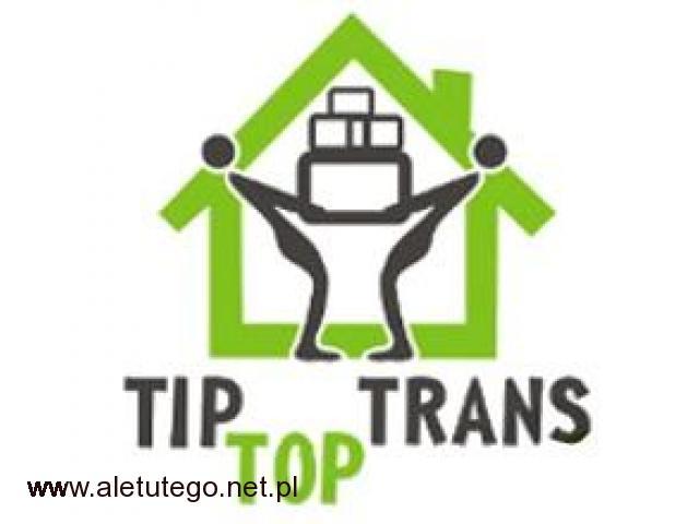 Tip Top Tans - transport i przeprowadzki Gdańsk - 1/1