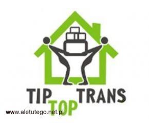 Tip Top Tans - transport i przeprowadzki Gdańsk