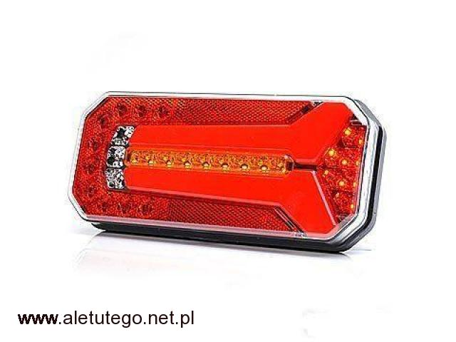 Lampa LED zespolona tylna 4 funkcje - 1/1