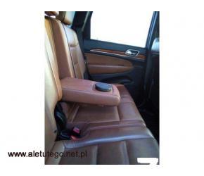 Auto do ślubu - Jeep Grand Cherokee Overland - 2/2
