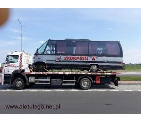 Autoholowanie Pomoc drogowa Poznań FAST-TRANS