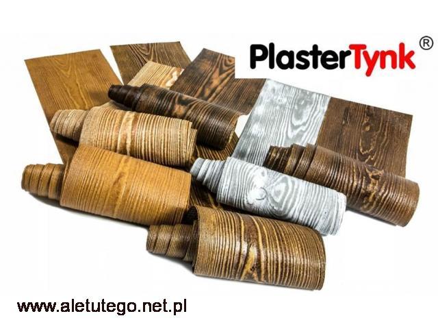 PlasterTynk ELASTYCZNA deska elewacyjna , elastyczna - nie pęka przed i po montażu - 1/1