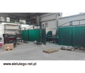 Wysokiej jakości przegrody paskowe z PVC