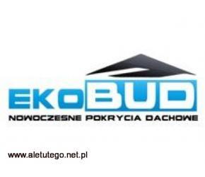 Innowacyjne pokrycia dachowe od EKOBUD