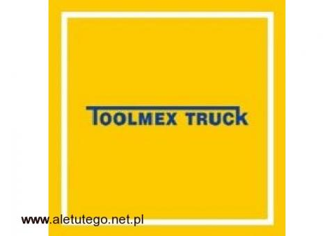 Wykwalifikowana kadra dobierze wózek widłowy – Toolmex Truck