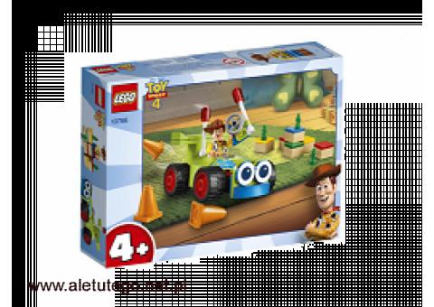 Lego 10766 chudy i pan sterowany