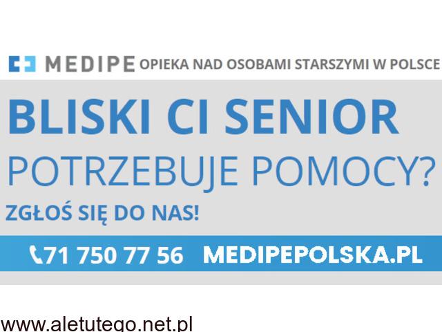 Profesjonalna opieka domowa nad Seniorami w całej Polsce - 1/1
