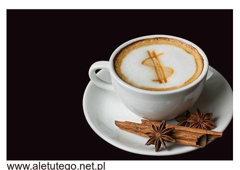 Szkolenie, jak stworzyć kawiarnię