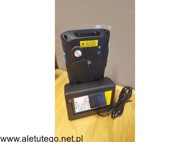 Przemysłowy kolektor danych LECOM T80 2D z Honeywell N6603 Android 8.1 - 2/2