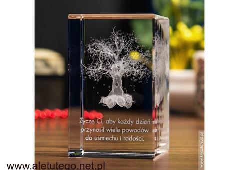 Drzewo 3D - silny symbol na Dzień Chłopaka