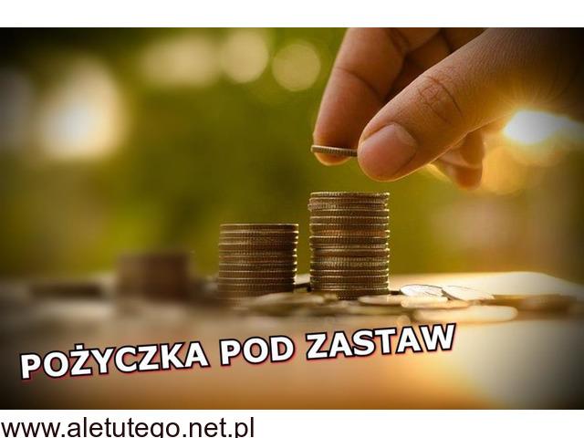 Prywatne finansowanie - pożyczka pod zastaw - 1/1