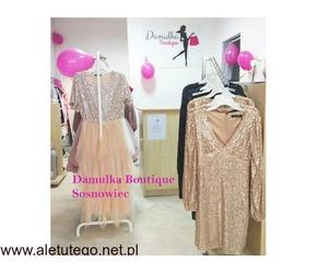 Nowy butik Damulka Boutique, Sosnowiec centrum!