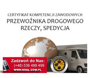 Kurs CPC Rzeszów 21,22,23 luty 2020 r. Certyfikat Kompetencji Zawodowych Przewoźnika Drogowego