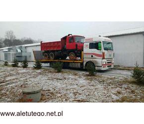 Pomoc drogowa ciężarowe Poznań 600-960-987