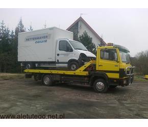 POMOC DROGOWA POZNAŃ AUTOSTRADA A2 692-797-137