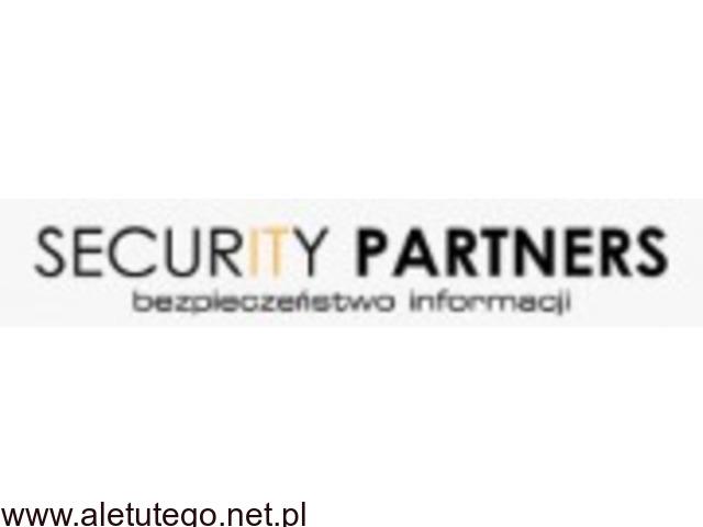 Bezpieczeństwo teleinformatyczne - securitypartners.pl