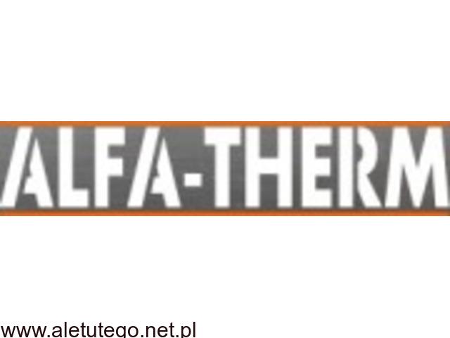 Przemysłowe kurtyny powietrzne - alfa-therm.pl