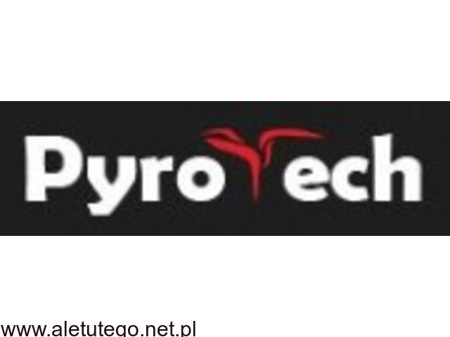 Pokazy sztucznych ogni - PyroTech