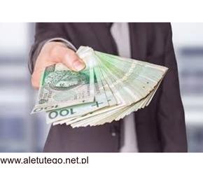 Kredyty gotówkowe - konsolidacyjne.Decyzja oddziałowa